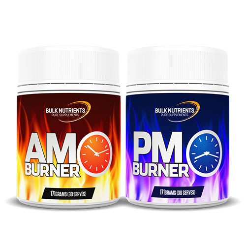 Bulk Nutrients AM & PM Burners
