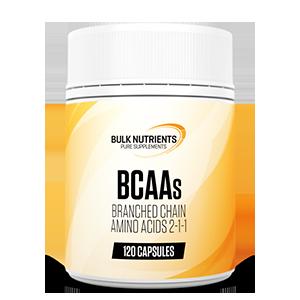 BCAA 2-1-1 Capsules