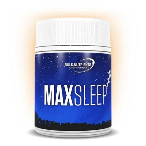 Bulk Nutrients - Max Sleep');