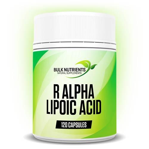 R Alpha Lipoic Acid Capsules