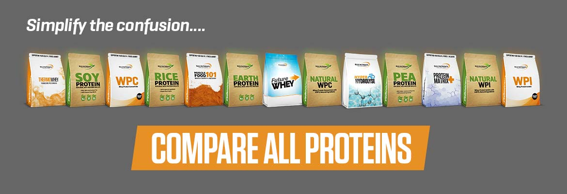 Compare all Bulk Nutrients Proteins