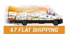 $7 shipping on all parcels Australia wide