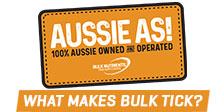 Aussie As - What makes Bulk tick?