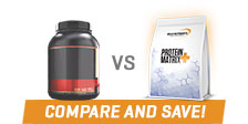 Compare our proteins to save big!