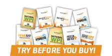Try a free Bulk Nutrients protein sample before you buy