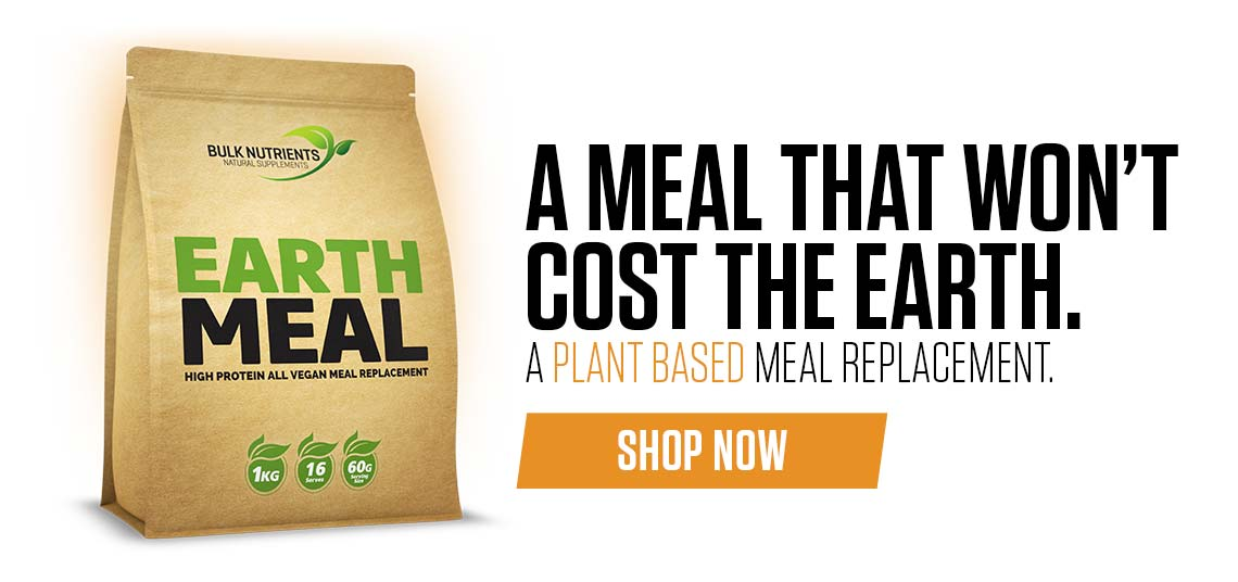 Earth Meal is your plant based meal replacement!