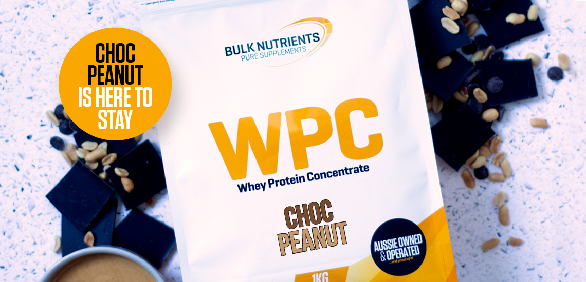 WPC Choc Peanut is here to stay! - Shop Now