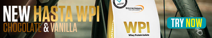 New product - HASTA WPI - Chocolate and Vanilla - Try Now