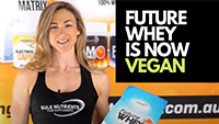 Future Whey Is Now Vegan