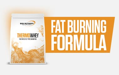 Bulk Nutrients' Thermowhey contains only scientifically proven ingredients to help increase metabolism