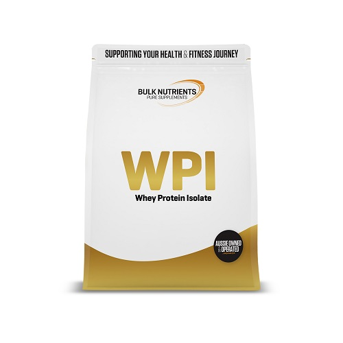 Bulk Nutrients Whey Protein Isolate is packed with benefits for everyone