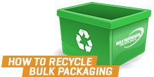 Recycling Bulk Nutrients packaging is easy. Find out how here