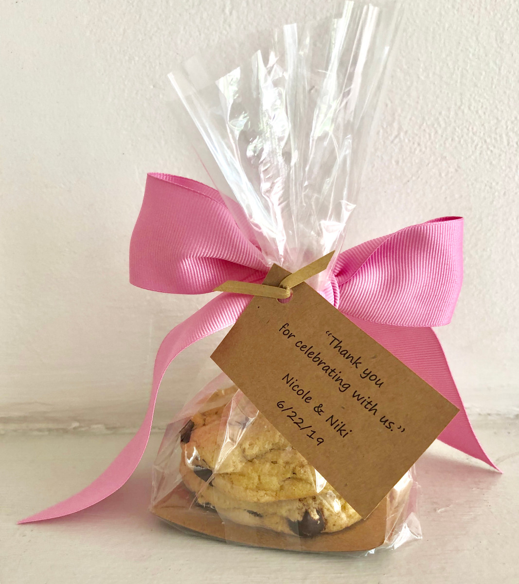 Chocolate Wedding Favors.Belgian Dark Chocolate Sea Salt Cookies Wedding Favor