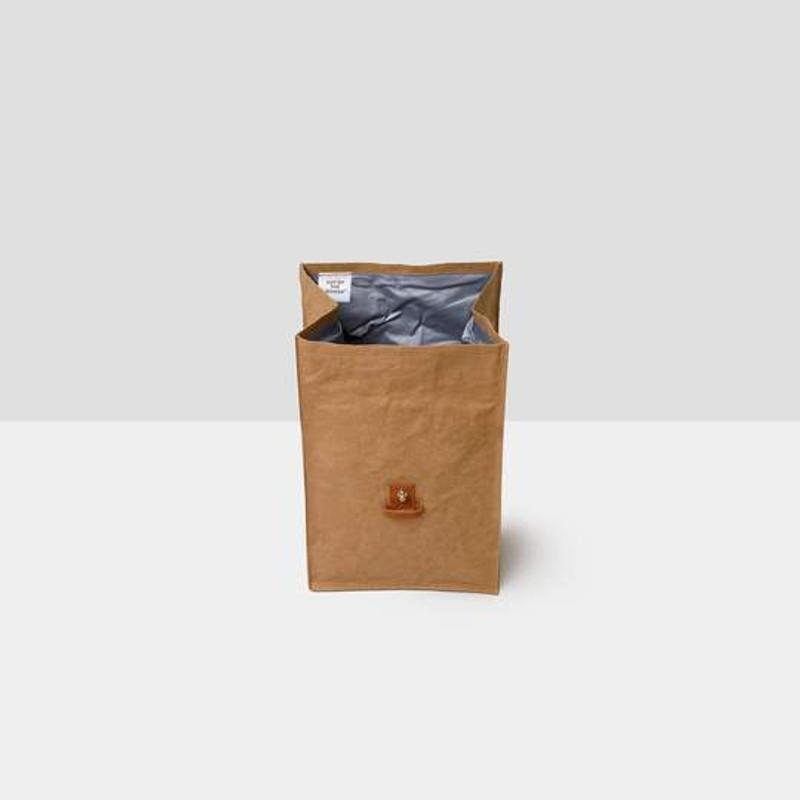 Nostalgic Brown Lunch Bag
