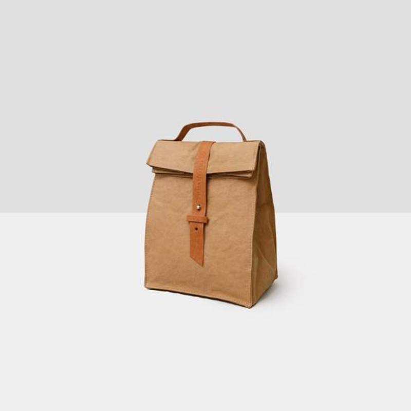 Nostalgic Brown Lunch Bag  Gift