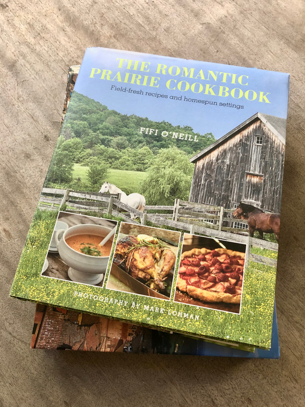 The Romantic Prairie Cookbook