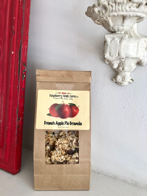 Artisan French Apple Pie Granola 12 oz. Bag