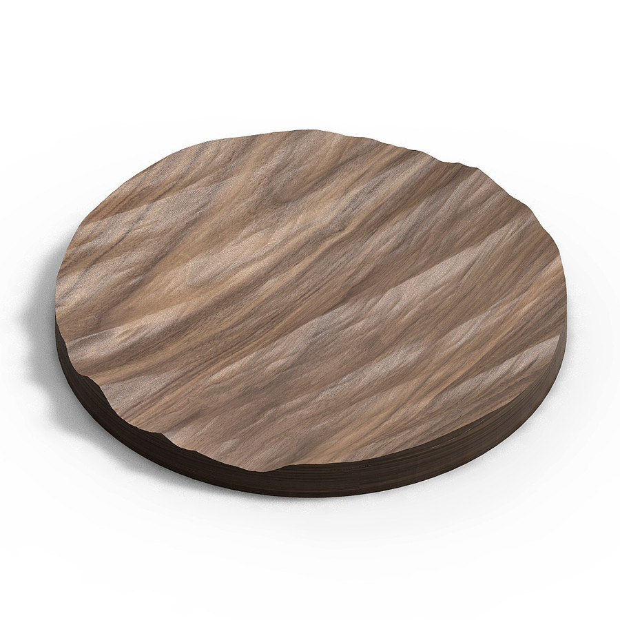 bolsa ocean catchall in walnut