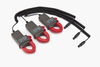 Electrocorder CT-7VAR clamp on current transformers (CT).