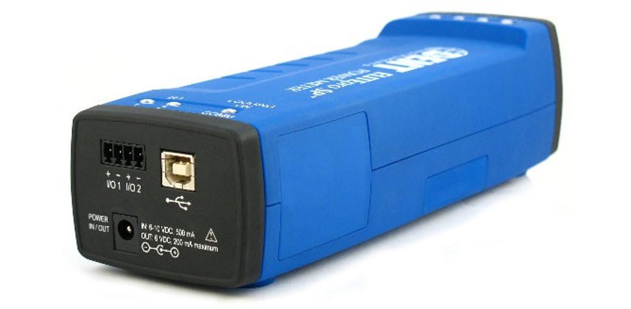 Dent ElitePro SP USB communications port.