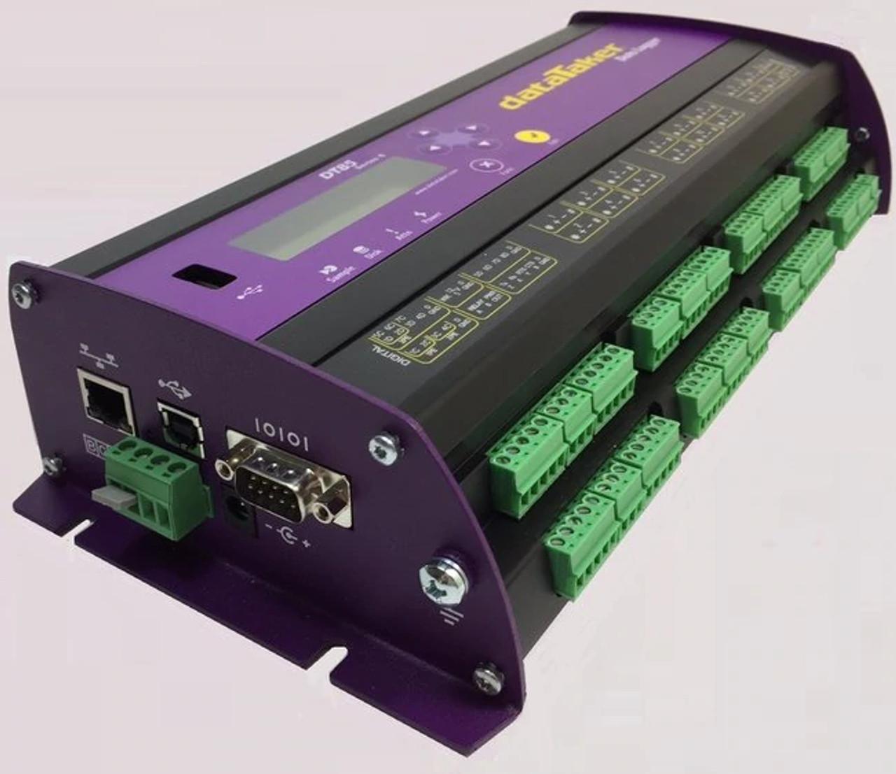 DataTaker DT85-S4 data logger.