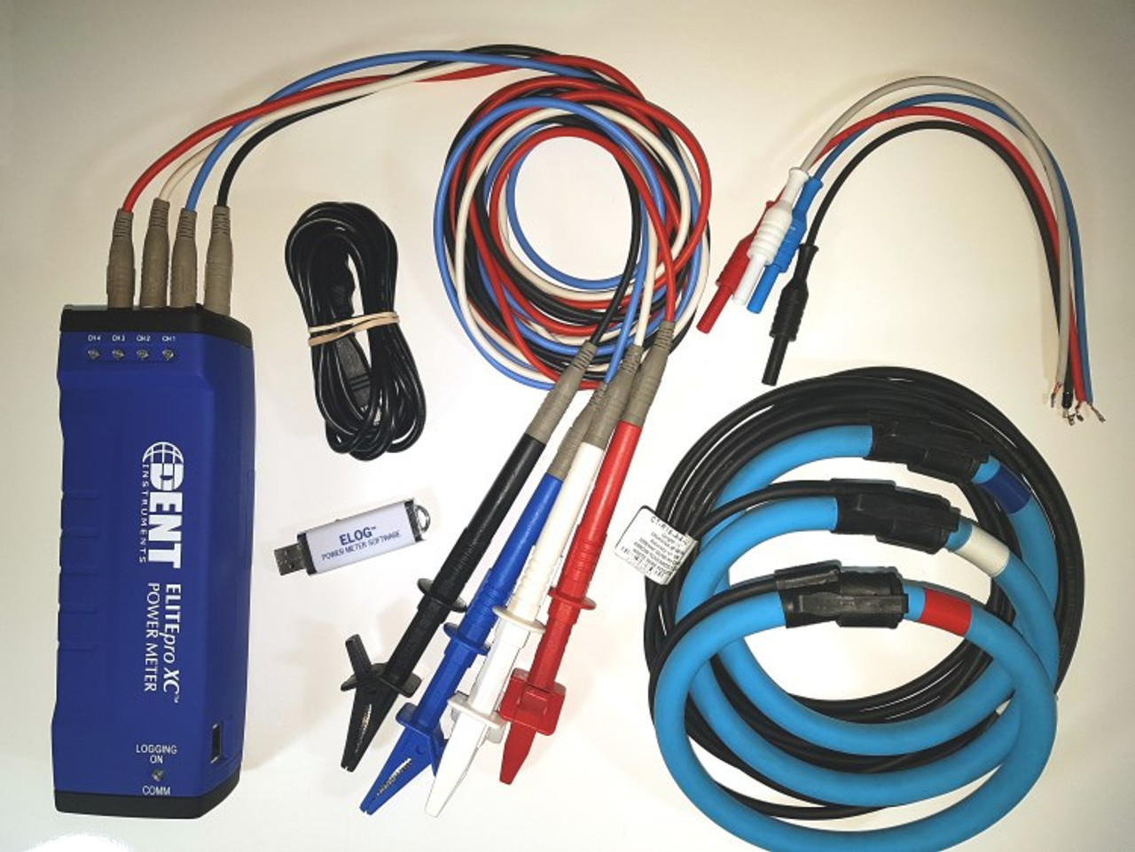 Rental energy logger kit-RoCoil.