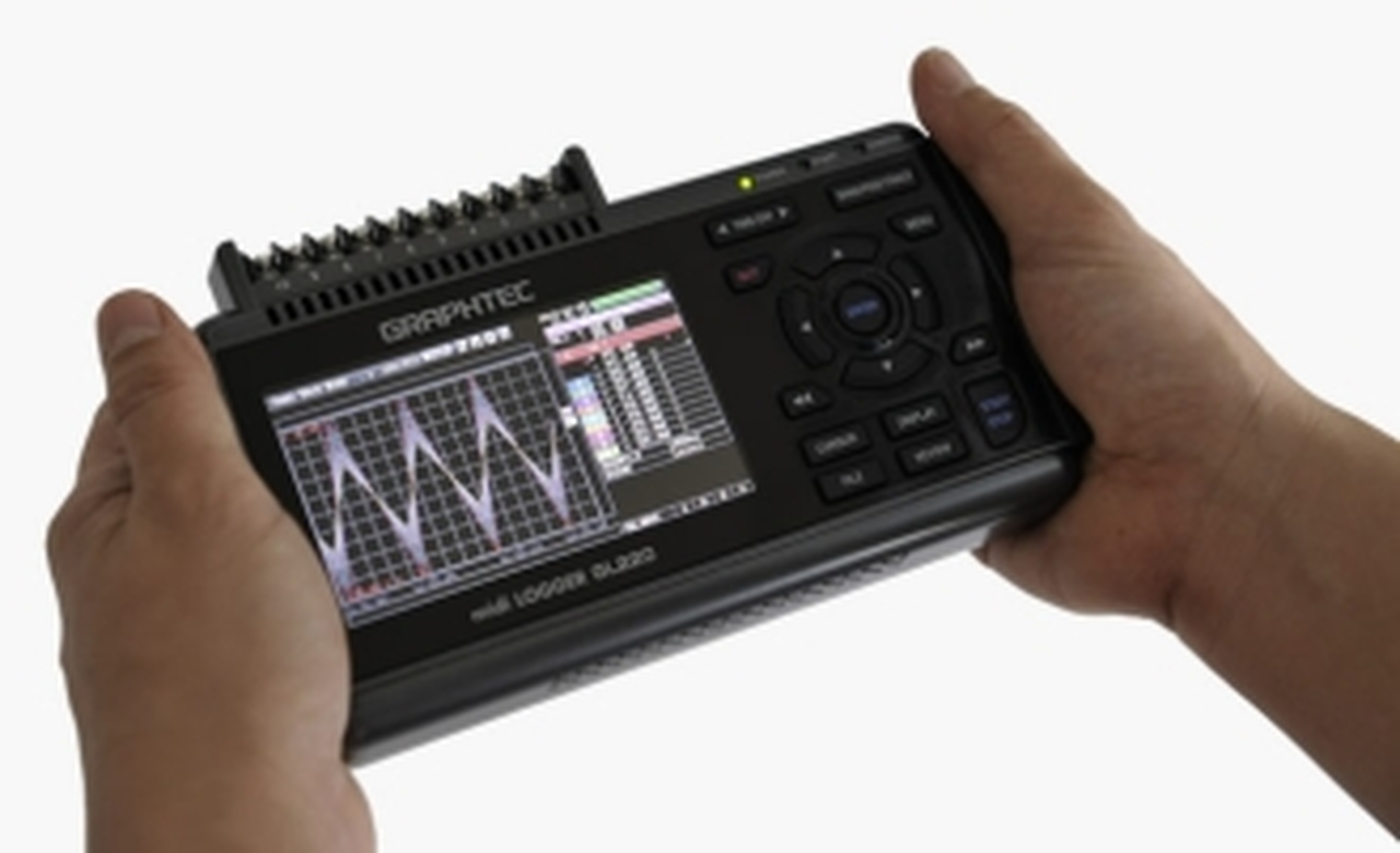 Graphtec GL220 handheld