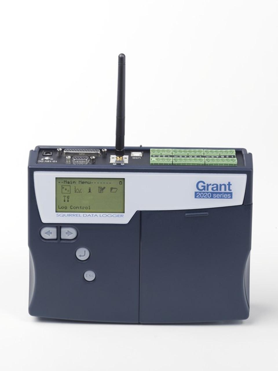 Grant Squirrel SQ2020 WiFi Data Logger