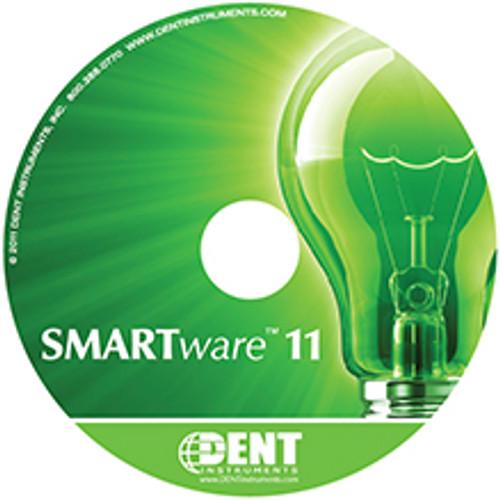 Dent Instruments SMARTware software CD.