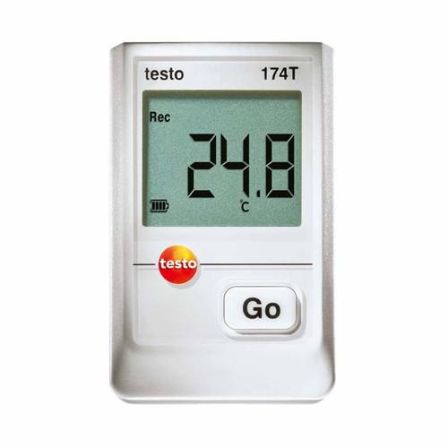 Testo 174T temperature data logger.