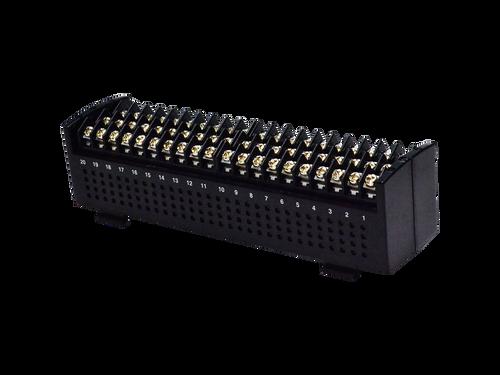 Graphtec B-565 input terminal.