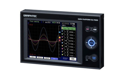 Graphtec GL7-DISP display.