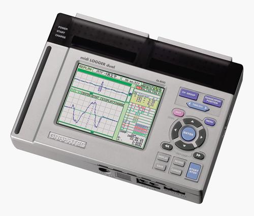 Graphtec GL500 data logger