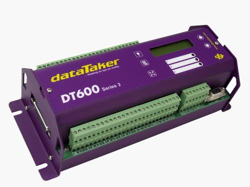 DataTaker DT600 data logger