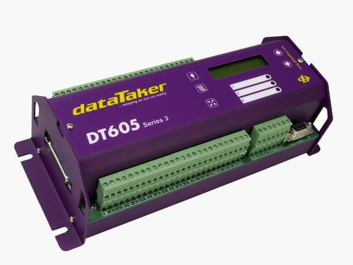 DataTaker DT505 & DT605 data logger