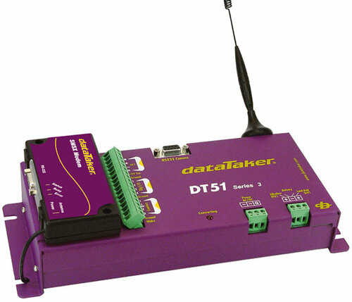 DataTaker SMSX modem