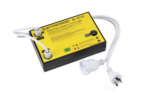 Electrocorder AL-2VA Energy Logger.