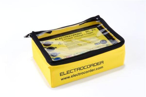 Electrocorder carry case.
