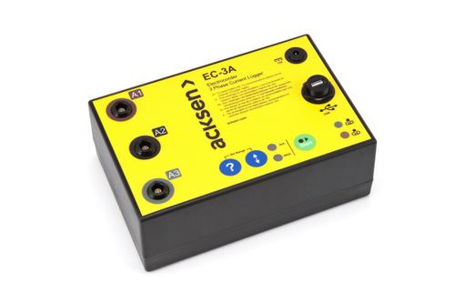 Electrocorder EC-3A-RS energy logger.