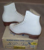SP Teri 50 Super Teri White Boots