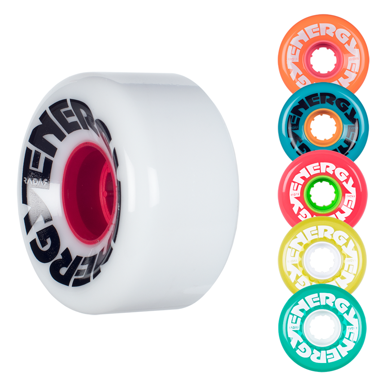 Radar Energy 62mm Wheels (4 pack)