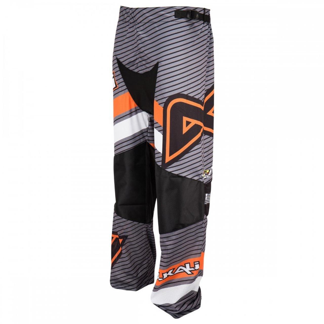Alkali Senior Roller Hockey Pants M White//Black//Red