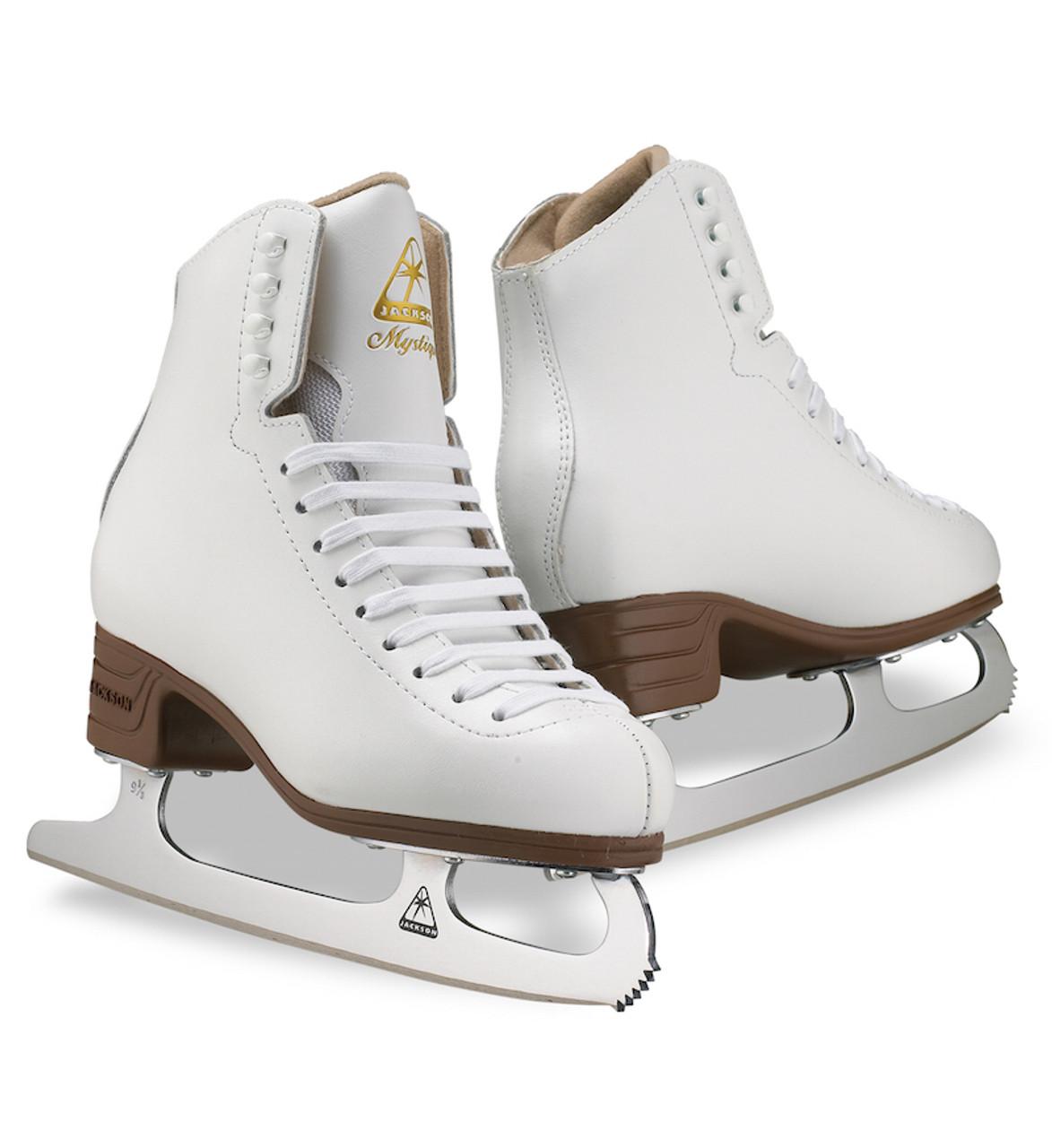 Jackson Mystique Girls  Figure Skates w/Mark II blade JS1491