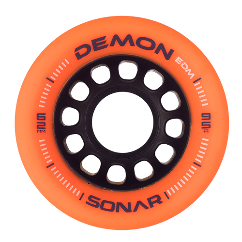 Sonar Demon Wheels (4 pack)