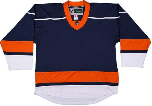 NHL Uncrested Replica Jersey - New York Islanders