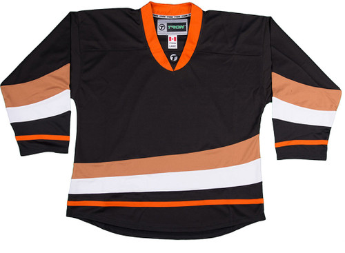 NHL Uncrested Replica Jersey DJ300 - Anaheim Ducks