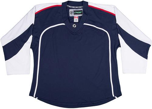 NHL Uncrested Replica Jersey DJ300 - Winnipeg Jets