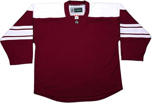 NHL Uncrested Replica Jersey DJ300 - Phoenix Coyotes