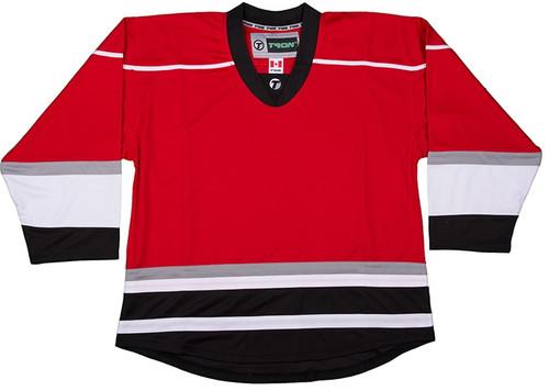 NHL Uncrested Replica Jersey DJ300 - Carolina Hurricanes
