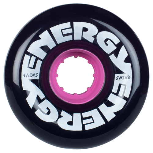 Radar Energy 65mm Wheels (4 pack)